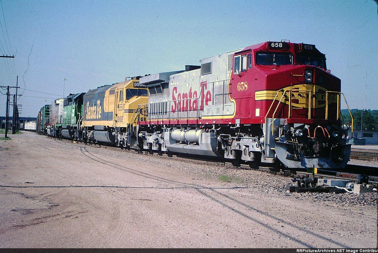 ATSF 658
